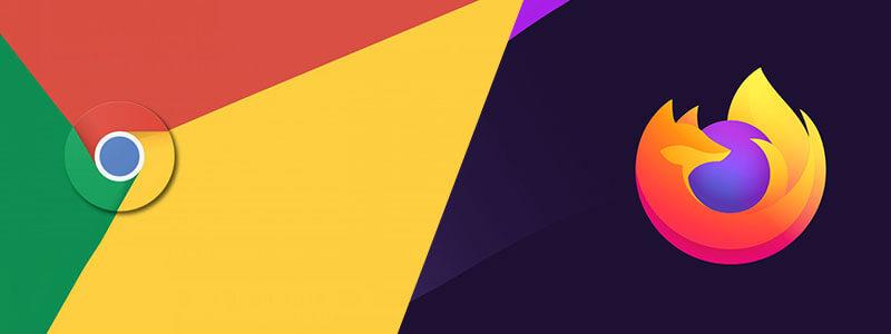 Tlač VRP dokladov z PC a notebooku cez Google Chrome a Firefox