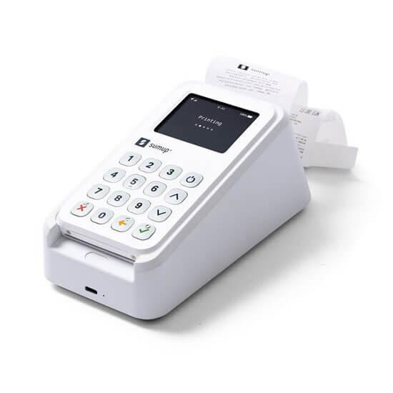SumUp 3G s tlaciarnou